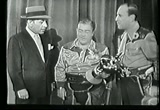 Still frame from: Colgate Comedy Hour with Abbott and Costello and Errol Flynn