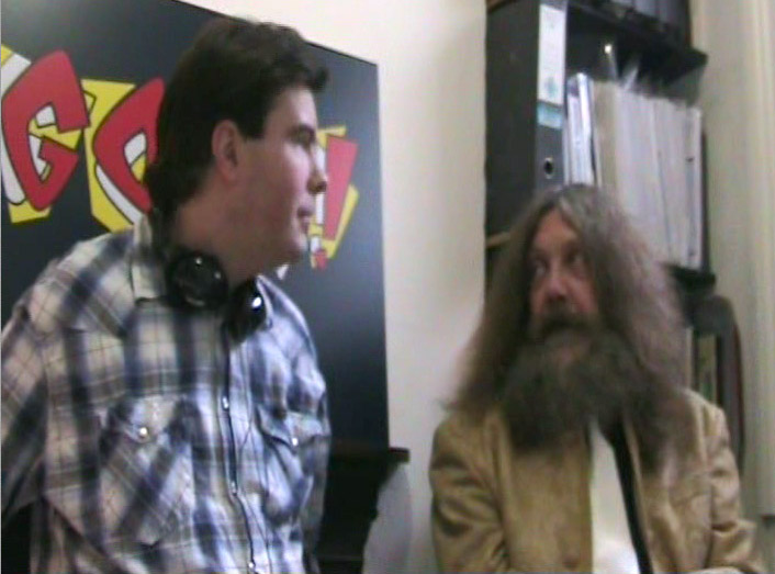 Alex Fitch and Alan Moore