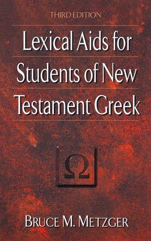 Download Lexical aids for students of New Testament Greek