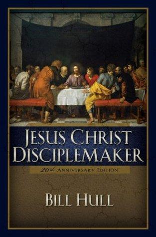 Download Jesus Christ, Disciplemaker