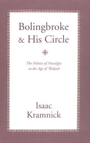 Download Bolingbroke and his circle