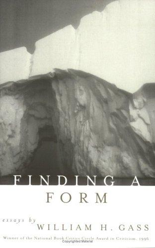 Download Finding a Form