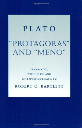 "Download ""Protagoras"" and ""Meno"""