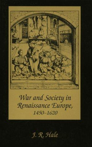 Download War and society in Renaissance Europe, 1450-1620