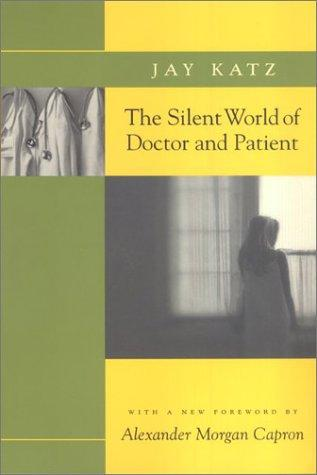 Download The Silent World of Doctor and Patient