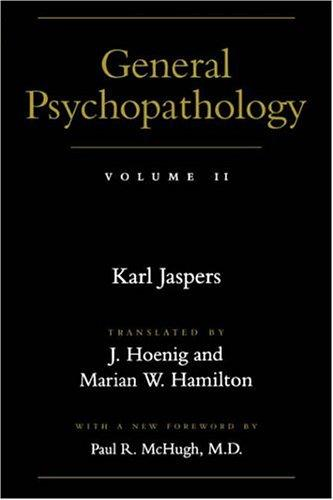 Download General psychopathology