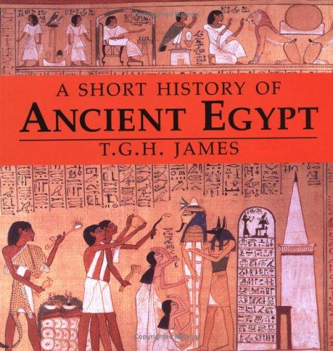 Download A Short History of Ancient Egypt