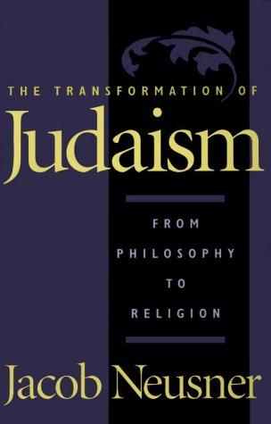 Download The transformation of Judaism