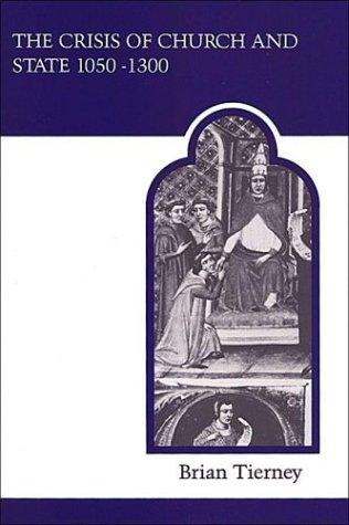 Download The crisis of church and state, 1050-1300