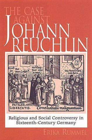 Download The Case Against Johann Reuchlin