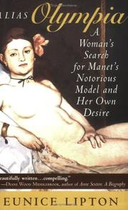 Alias Olympia: A Woman's Search For Manet's Notorious Model & Her Own Desire PDF Download