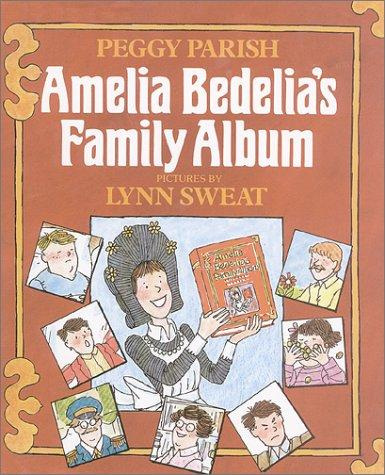 Download Amelia Bedelia's family album