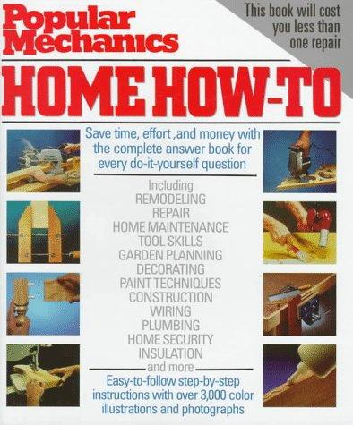 Download Popular mechanics home how-to