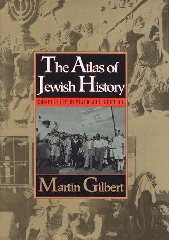 Download The Atlas of Jewish History