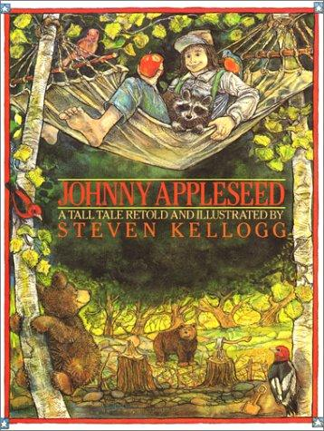 Johnny Appleseed Big Book by Kellogg, Steven.