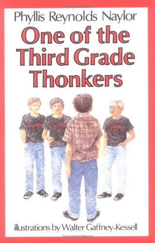 One of the third grade Thonkers