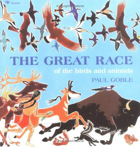 Download The great race of the birds and animals
