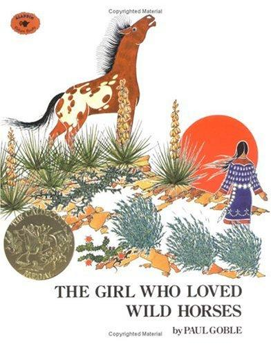 Download The girl who loved wild horses