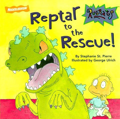 Reptar to the rescue!