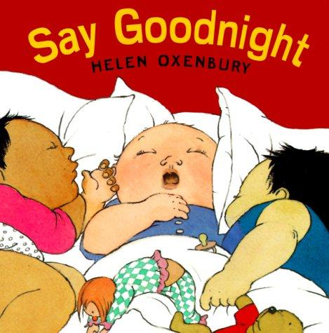 Say Goodnight (Board Books)