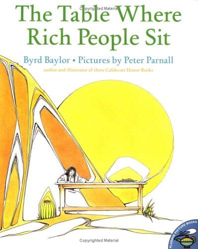 Download The Table Where Rich People Sit (Aladdin Picture Books)