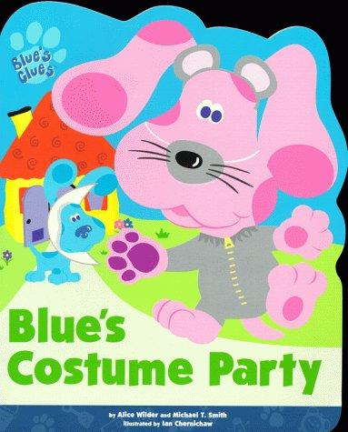 Blue's costume party