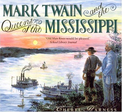 Download Mark Twain and the Queens of the Mississippi