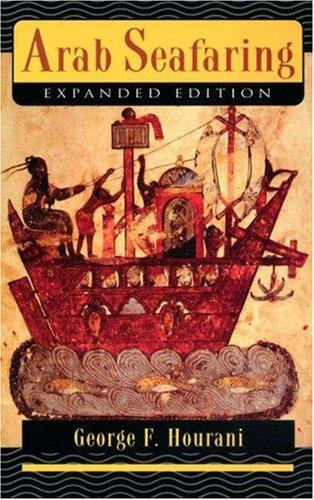 Arab seafaring in the Indian Ocean in ancient and early medieval times