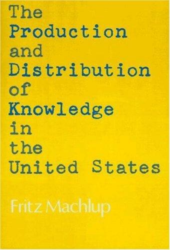 Download The Production and Distribution of Knowledge in the United States