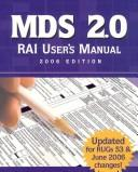 Download MDS 2.0 RAI User's Manual 2006