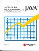 Download A Guide To Programming in Java