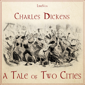 Tale of Two Cities (version 2)(4934) by Charles Dickens audiobook cover art image on Bookamo