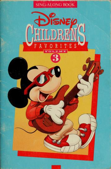 Disney's Children's Favorites by Walt Disney Records