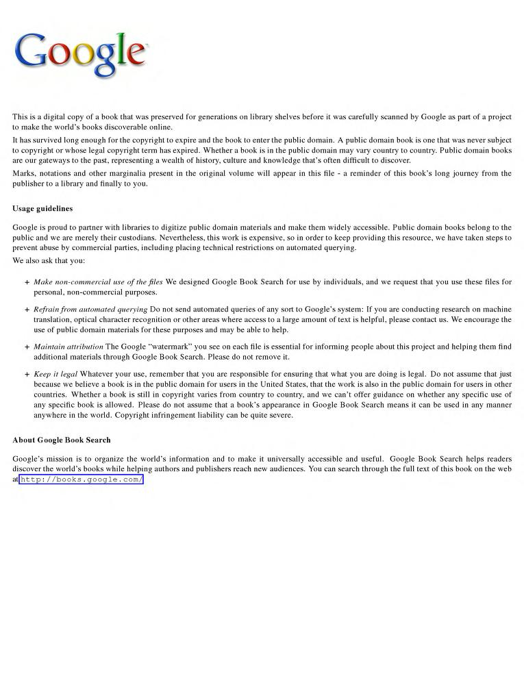 Notes and reminiscences of a staff officer by Jackson, Basil