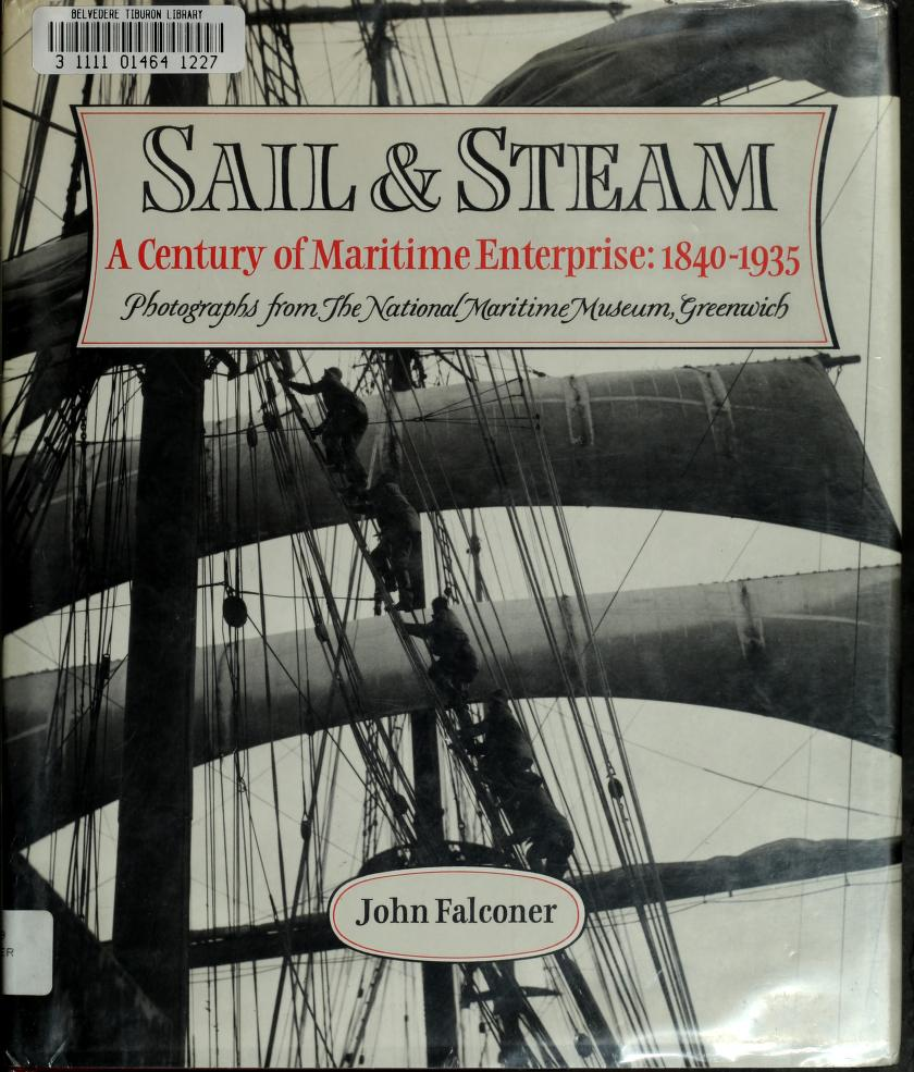 Sail & steam by Falconer, John