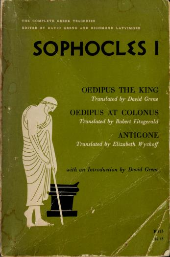 The Complete Greek Tragedies by Sophocles