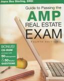 Guide to passing the AMP real estate exam by Joyce Bea Sterling