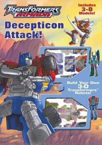Deception Attack! by Michael Teitelbaum