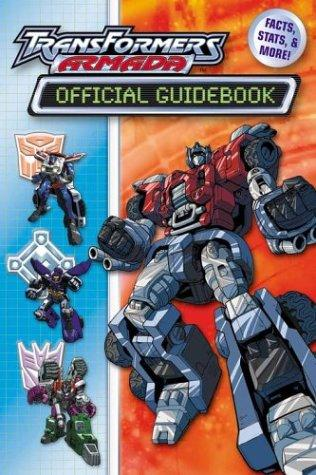 Transformers Armada Official Guide Book by Michael Teitelbaum