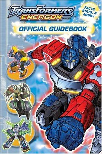 Transformers Energon Offical Guidebook by Michael Teitelbaum