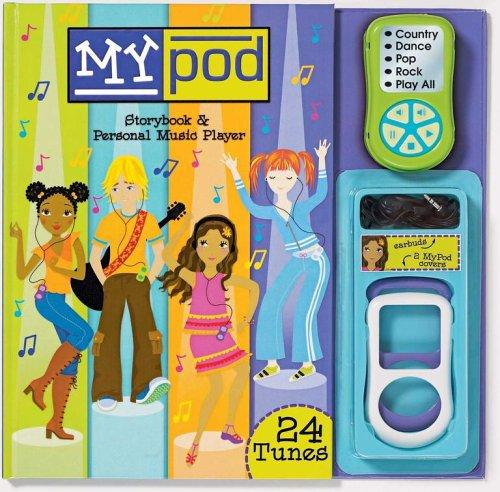 My Pod Storybook and Personal Music Player by Sara Miller