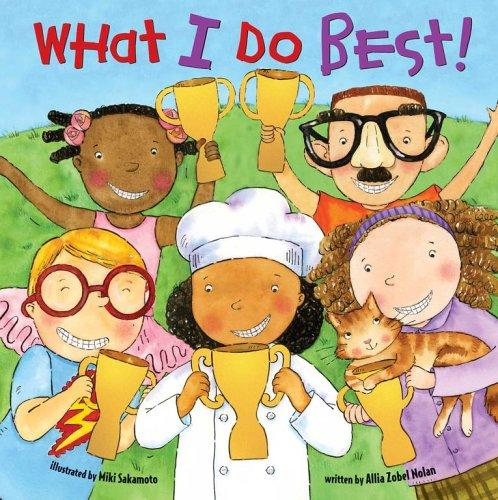 What I Do Best by Allia Nolan, Miki Sakamoto