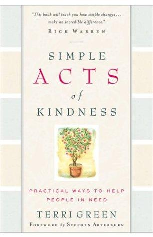Simple Acts of Kindness by Terri Green