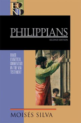 Philippians (ECNT) 2nd edition Baker by Silva, Moises