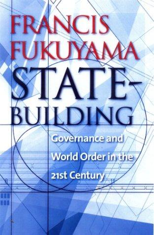 Image 0 of State-Building: Governance and World Order in the 21st Century