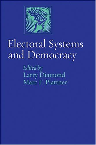 Electoral systems and democracy by