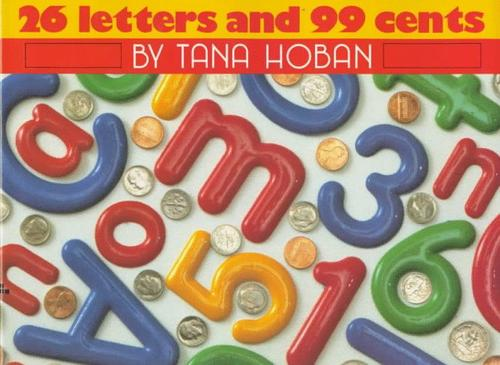 Image 0 of 26 Letters and 99 Cents