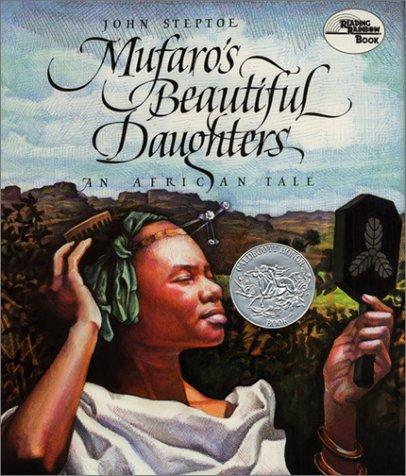 Mufaro's Beautiful Daughters Big Book (Mulberry Big Book) by John Steptoe