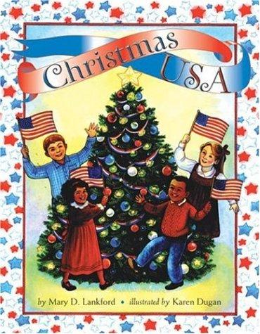Christmas USA by Mary D. Lankford
