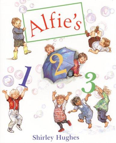 Alfie's 1 2 3 by Hughes, Shirley